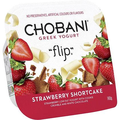 Chobani Flip Strawberry Shortcake 140g