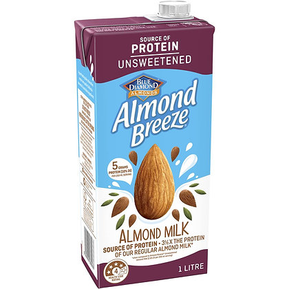 Almond Breeze Protein Uht Almond Milk 1l