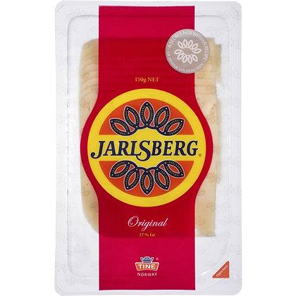 Jarlsberg Original Cheese Slices Sliced Cheese 150g