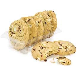 Cookie Cranberry & White Chocolate 5 pack