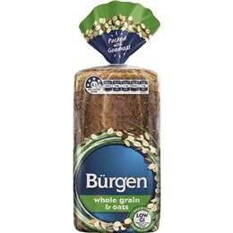 Burgen Bread Wholegrain & Oats 700g