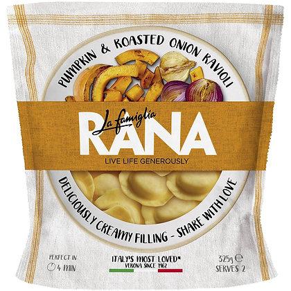 Rana Pumpkin & Onion Ravioli Fresh Pasta 325g