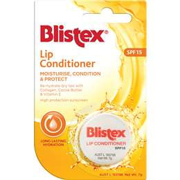 Blistex Lip Care Conditioner Spf 15 7g
