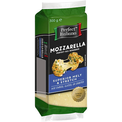 Perfect Italiano Mozzarella Block 300g