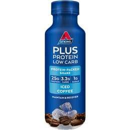Atkins Plus Protein Iced Coffee 400ml
