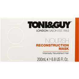 Toni & Guy Nourish Reconstruction Mask 200ml