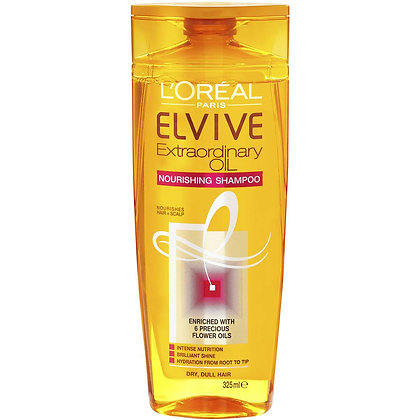 L'oreal Paris Elvive Extraordinary Oil Shampoo 325ml