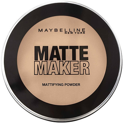 Maybelline Matte Maker Pressed Powder - 30 Natural Beige 16g