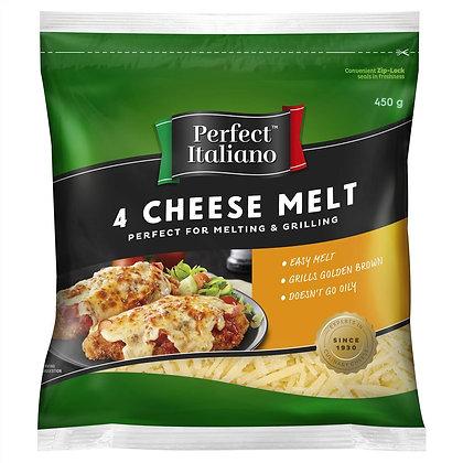 Perfect Italiano 4 Cheese Melt 450g