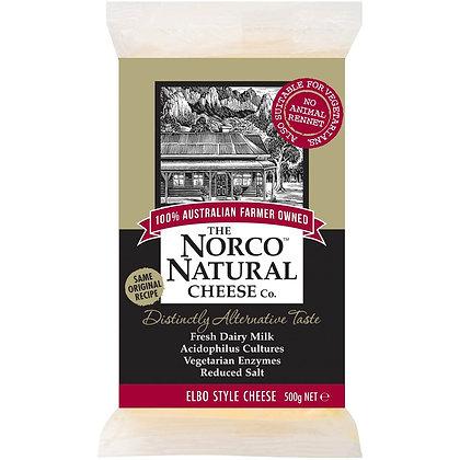 Norco Elbo Style Cheese Block 500g