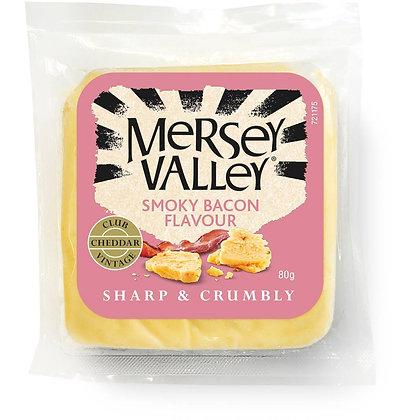 Mersey Valley Smoky Bacon 80g