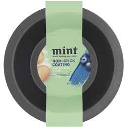 Mint Non-stick Coating Mini Round Pie Dish 2 pack