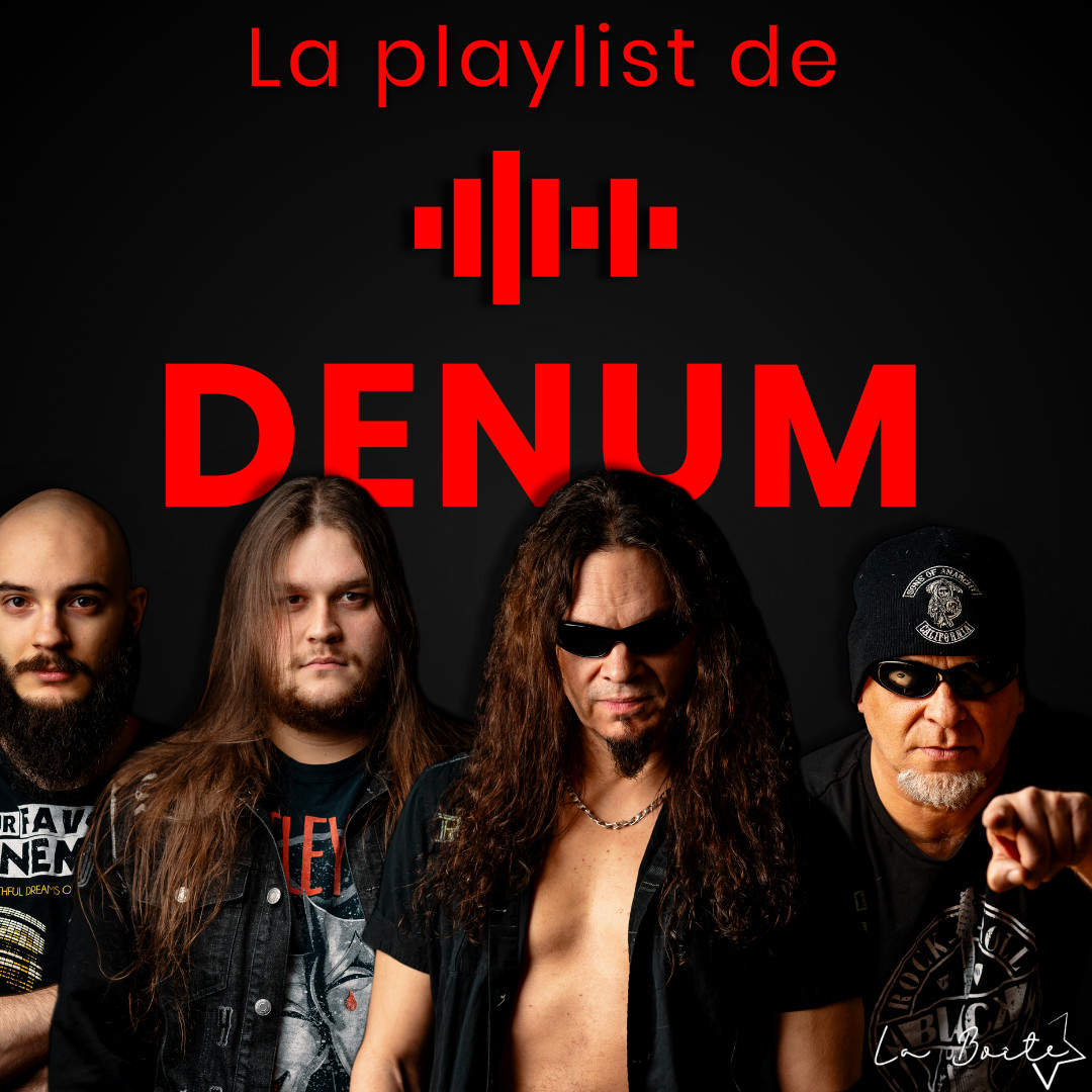 La Playlist de Denum