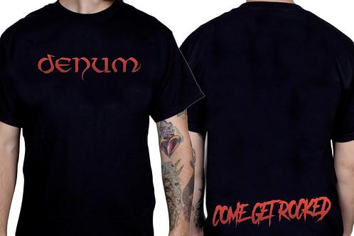 T-Shirt - Denum/Come Get Rocked