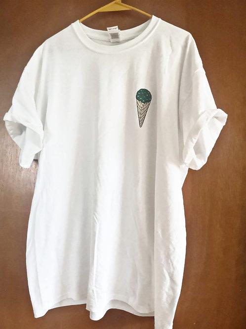 T-Shirt Blanc - Juli Ann