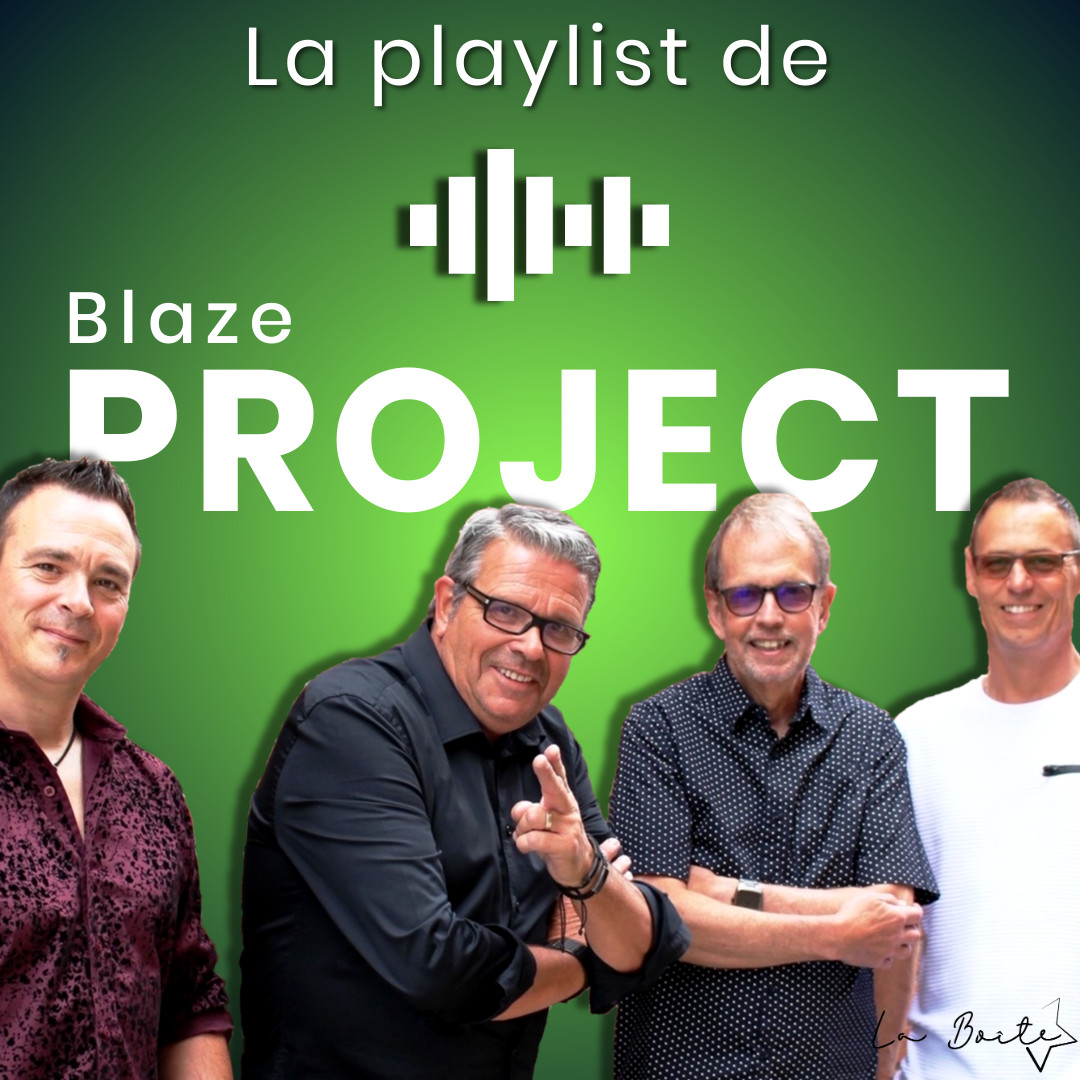 La Playlist de Blaze Project