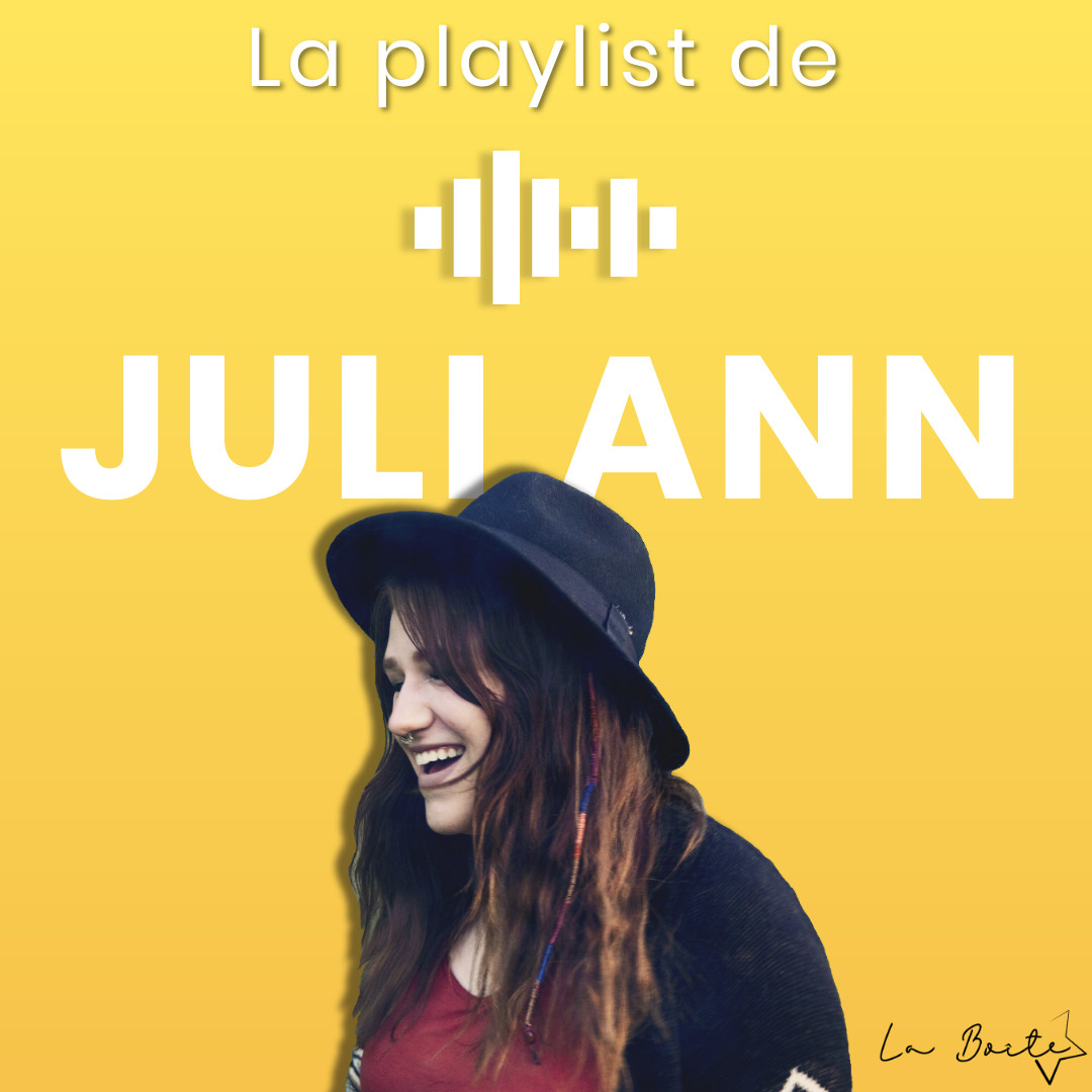 La playlist de Juli Ann