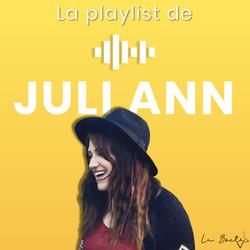 La playlist de Juli Ann