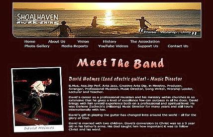 Shoalhaven Awakening (Band) Nowra, NSW