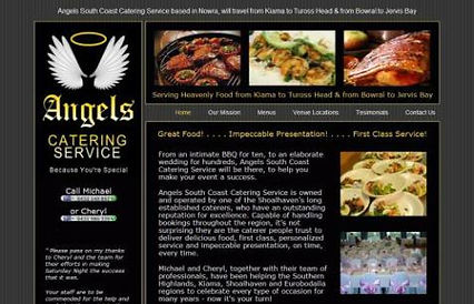 Angels Catering Service Nowra, NSW