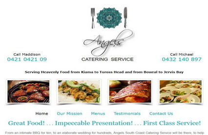 Angels Catering Nowra, NSW