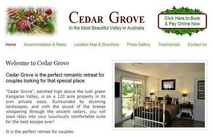 Cedar Grove Estate Kangaroo Valley, NSW