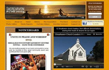 Shoalhaven Awakening Nowra, NSW