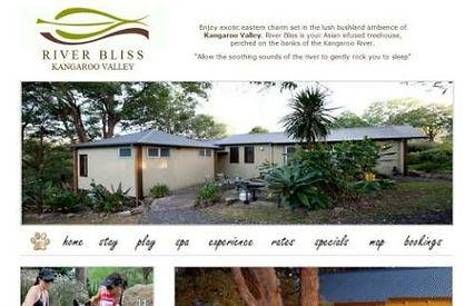 River Bliss Kangaroo Valley, NSW