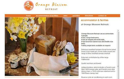 Orange Blossom Retreat Kangaroo Valley, NSW