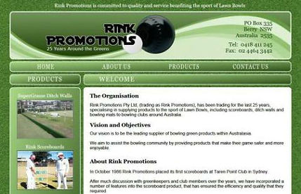 Rink Promotions Berry, NSW