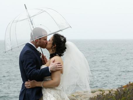 Sonia & Mike   Bar Harbor, Maine   Destination Wedding Video