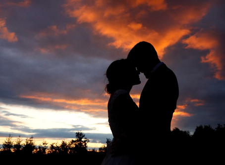 Wedding on Mountaintop in Maine - Point Lookout