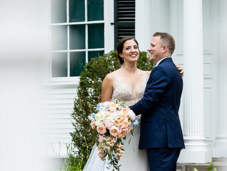 Eva & Devin's Historical Portsmouth Wedding