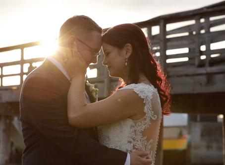 Peaks Island, Maine Destination Wedding Video