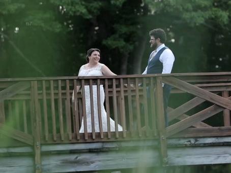 Liz & Andrew's Maine Country Club Wedding Video Teaser