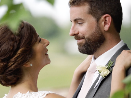 Maine Rustic Farm Wedding Video Teaser