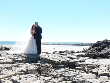 """Love is a Far Greater Force That Unites Us."" - Maine Destination Wedding Video"