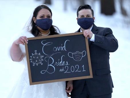 Amanda & Katie's Winter Wedding Video