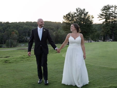 Katee & Kyle Wedding Video in Bethel, Maine