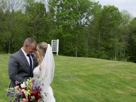 A Maine Barn Wedding Video Teaser - Dan & Alissa