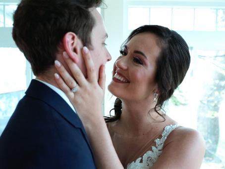 Rob & Kelsey's Maine Riverside Wedding Video