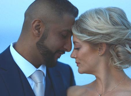Ashley & Arun | Seaside Maine Wedding Video