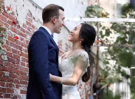 Alex & Rose | Historic Massachusetts Wedding Video