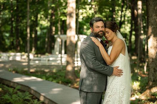 Tony & Jessie Maine Wedding Photography