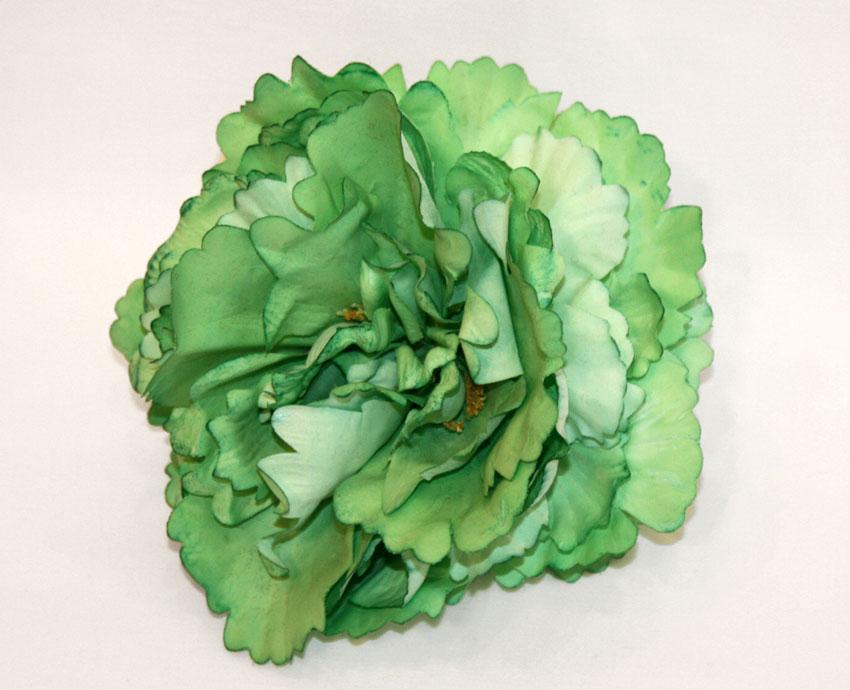 peonía-verde