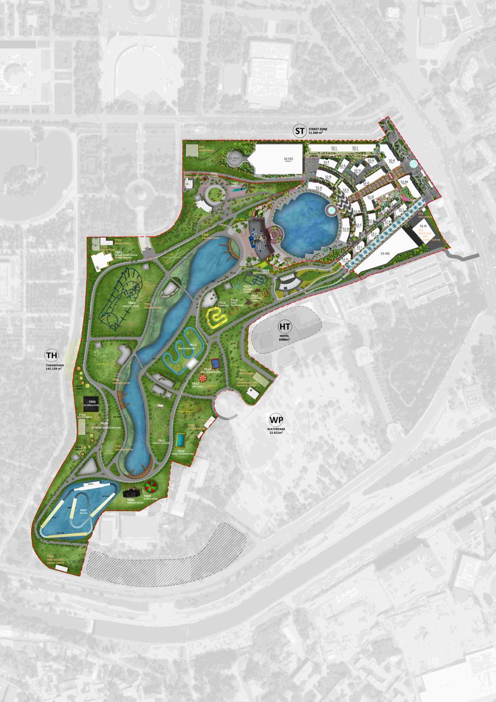 01-TASHKENT-THEMEPARK-Landscape Design,