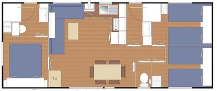 Floor Plan (may vary fom actual model)