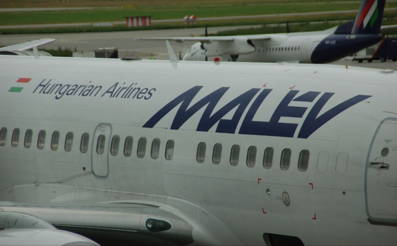 Malév Hungarian Airlines                                               2005-2009