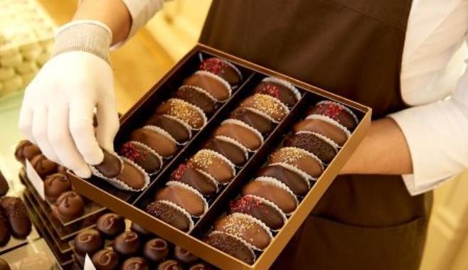 Neuhaus Chocolates                                                            2001-2005