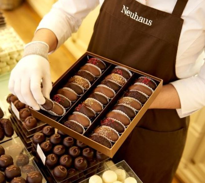 Neuhaus Chocolates                                                            2001-2005